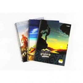 Caderno Credeal - Universitário Capa Dura 10 Matérias 1UN