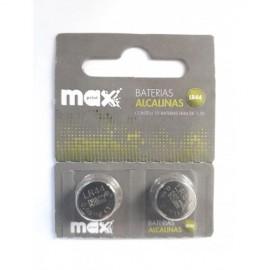 Bateria - Maxprint - Lr44 - Alcalina - Unidade