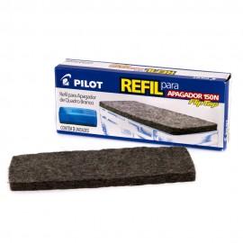 Refil Para Apagador De Quadro Branco 150N - Flip Top - Pilot - Caixa Com 3 Unidades