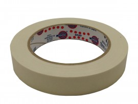 Fita Adesiva Crepe Bege - 18MM X 50MTS Eurocell