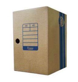 Caixa Arquivo Morto Gigante Papelão 38 x 25 x 25,5 - Frama