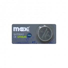 Bateria - Maxprint - CR2032 - Cartela - Com - 1 Unidade