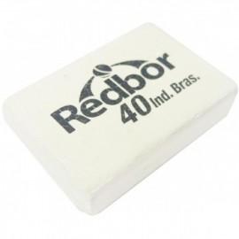 Borracha Branca Nº 40 - Redbor