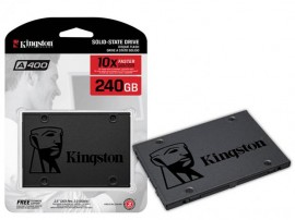 HD Kingston SSD SA400S37 240GB 2.5
