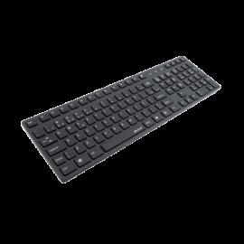 Teclado Fortrek USB MK601 | Com capa de Silicone | Padrão ABNT/2