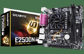 Placa Mãe Gigabyte E2500n | Mini - Itx | Ddr3
