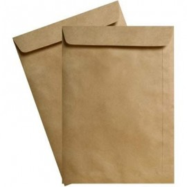 Envelope Kraft Natural 80g 176 x 250 - Foroni