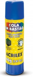 Cola Bastão Acrilex - 40g