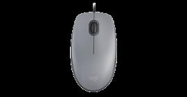 Mouse Logitech M110 Silent | Óptico | USB
