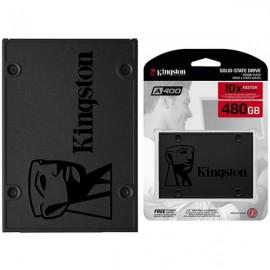 HD Kingston SSD SA400S37 480GB 2.5